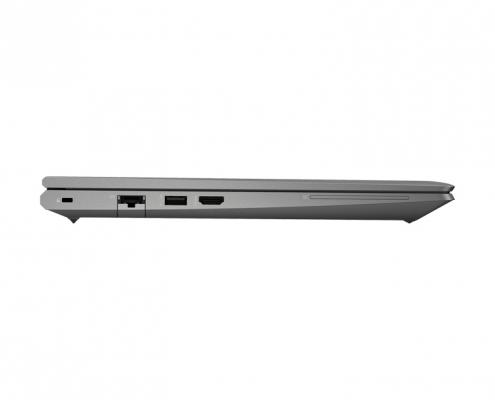 HP ZBook Studio Power G7 -Seite-links