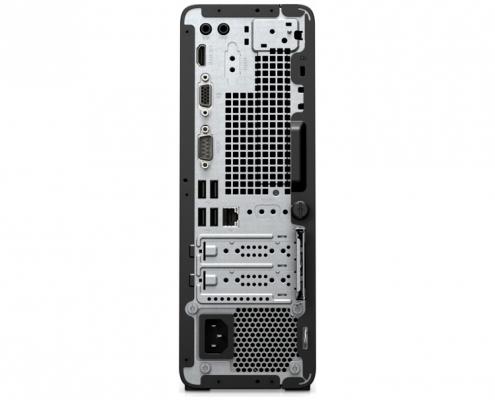 HP 290 G3 SFF -hinten