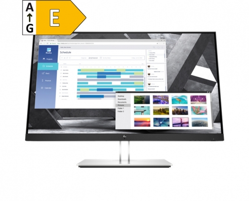 HP E27q G4 - Energieeffizienzklasse E