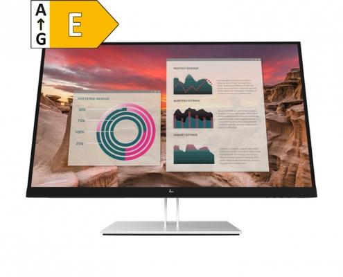 HP E27u G4 - Energieeffizienzklasse E