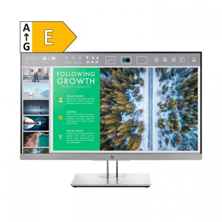 HP EliteDisplay E243 - Energieeffizienzklasse E