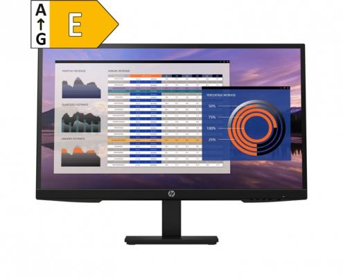 HP P27h G4 - Energieeffizienzklasse E