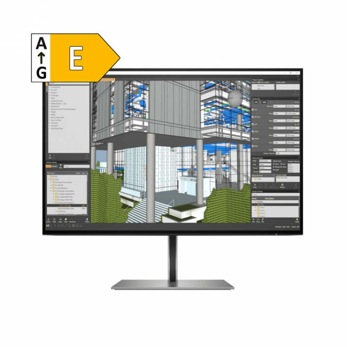 HP Z24n G3 - Energieeffizienzklasse E
