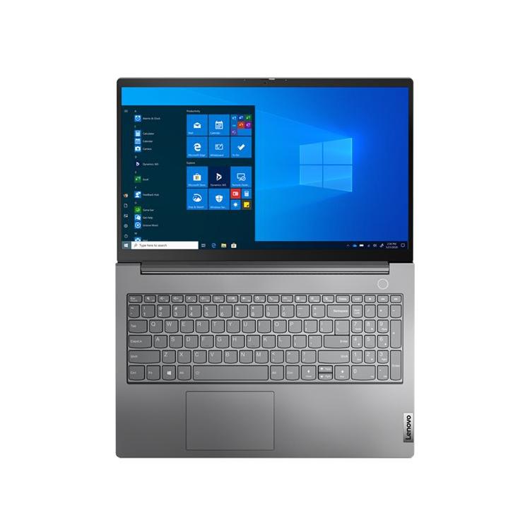 Lenovo ThinkBook 15 G2 Mineral Grey -flach