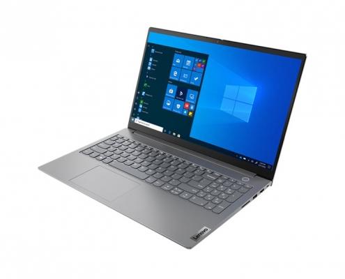 Lenovo ThinkBook 15 G2 Mineral Grey -seitlich rechts