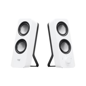 Logitech Speakers Z200 weiss