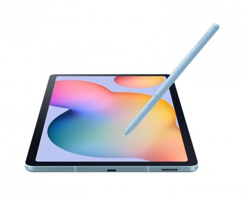 Samsung Galaxy Tab S6 Lite P610 P615 Angora Blue -Stift
