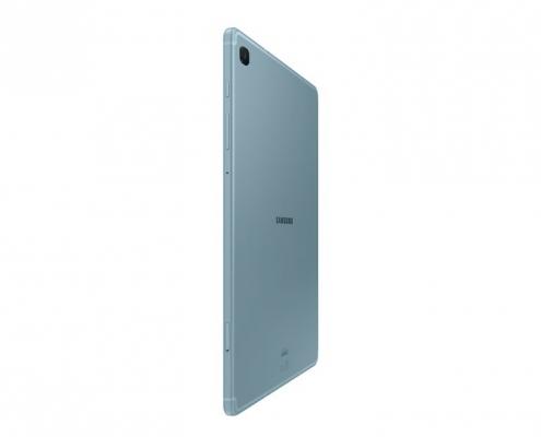 Samsung Galaxy Tab S6 Lite P610 P615 Angora Blue -seitlich-hinten
