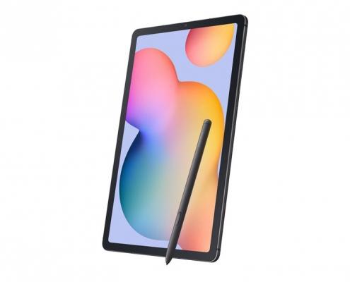 Samsung Galaxy Tab S6 Lite P610 P615 Oxford Gray -Stift