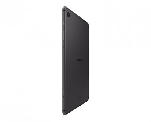 Samsung Galaxy Tab S6 Lite P610 P615 Oxford Gray -seitlich-hinten