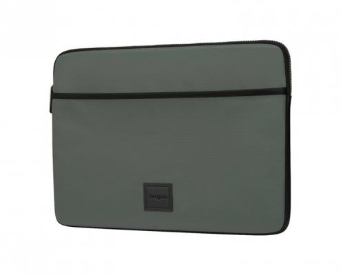 Targus Urban Laptop Sleeve Oliv -seitlich-rechts