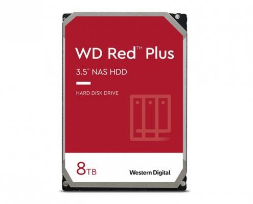WD Red Plus 8TB WD80EFBX