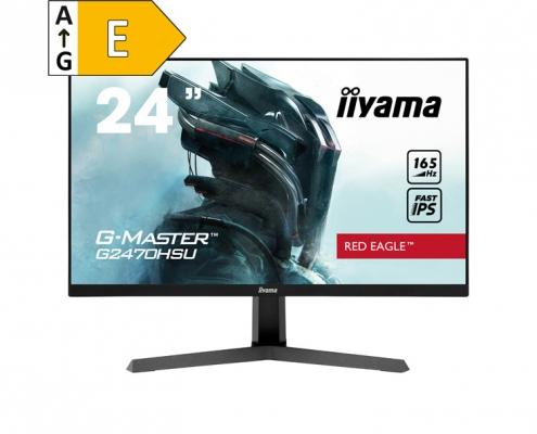 iiyama G-Master G2470HSU-B1 - Energieeffizienzklasse E