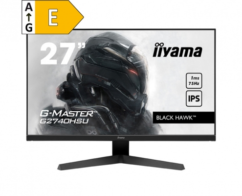 iiyama G-Master G2740HSU-B1 - Energieeffizienzklasse E