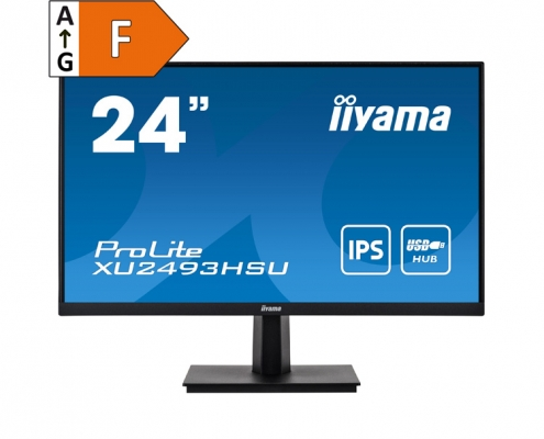 iiyama ProLite XU2493HSU-B1 - Energieeffizienzklasse F