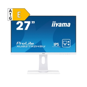 iiyama ProLite XUB2792HSU-W1- Energieeffizienzklasse E