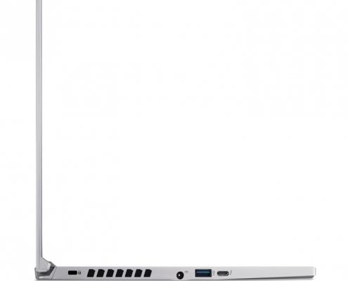 Acer Predator Triton 300SE -Seite links