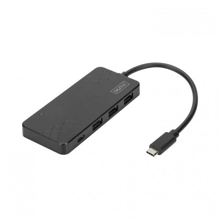 Digitus USB Type-C 3-Port Hub DA-70244
