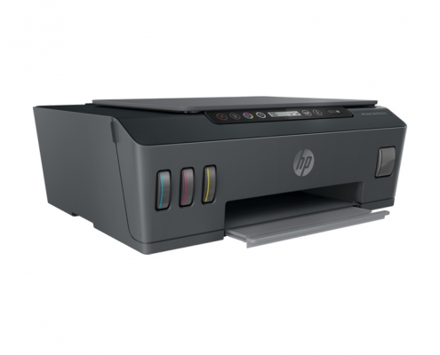 HP Smart Tank Plus 555 -seitlich links