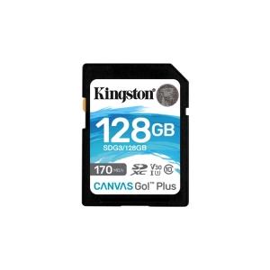 Kingston Canvas Go Plus SDXC 128GB
