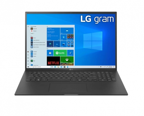 LG gram 16 schwarz