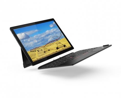Lenovo ThinkPad X12 Detachable -Flying