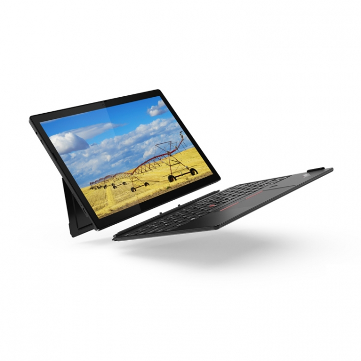 Lenovo ThinkPad X12 Detachable -Flying