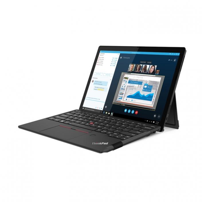 Lenovo ThinkPad X12 Detachable -seitlich rechts