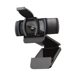 Logitech C920e Business Webcam -seitlich rechts