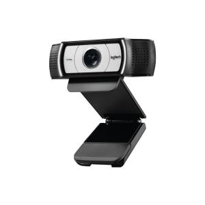 Logitech C930e Business Webcam -seitlich rechts