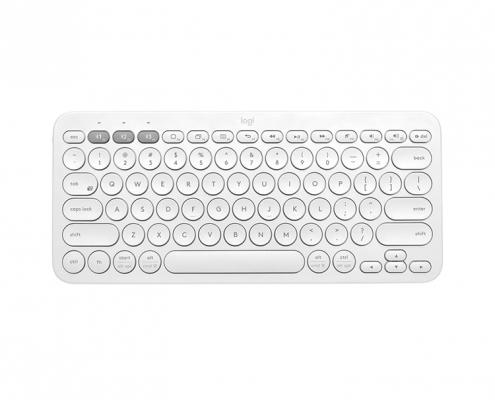 Logitech K380 off-white