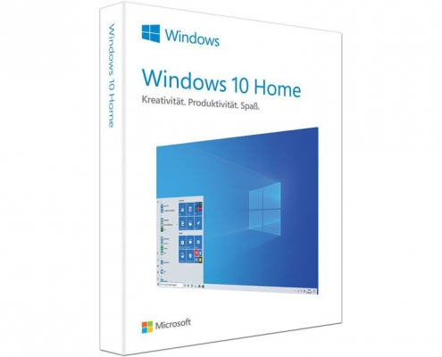 Microsoft Windows 10 Home, USB Stick