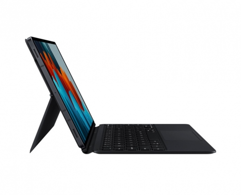 Samsung EF-DT870 Book Cover Keyboard Tab S7 -Seite