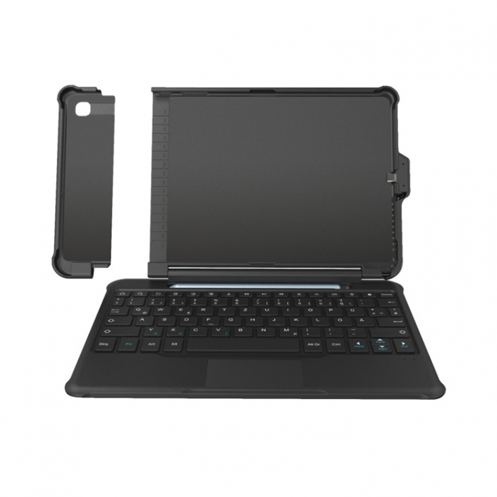 ITFIT Book Cover Keyboard für Samsung Galaxy Tab S6 Lite
