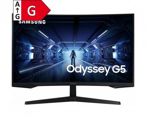 Samsung Odyssey G5 C32G55TQWR -Energieeffizienzklasse G