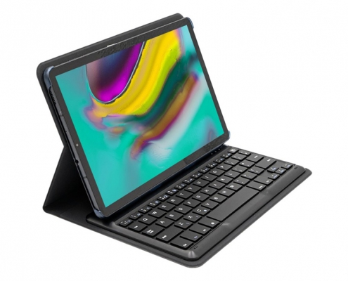 Targus Slim Keyboard Cover für Samsung Galaxy Tab S6 Lite, Anwendungsbeispiel