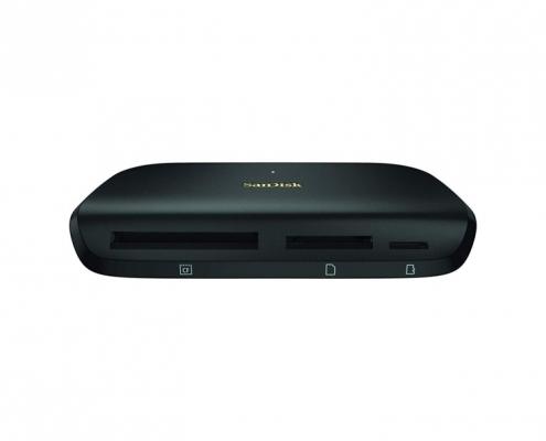 SanDisk Imagemate Pro USB-C Multi-Card Reader -vorne