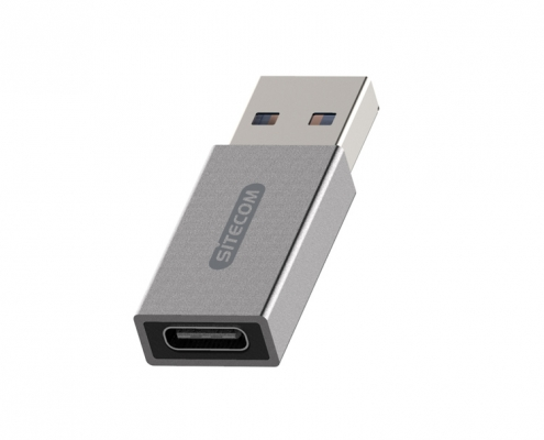 Sitecom CN-397 USB-A to USB-C Adapter
