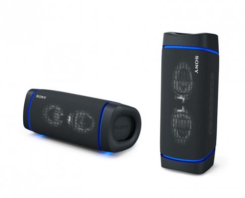 Sony SRS-XB33 schwarz -2