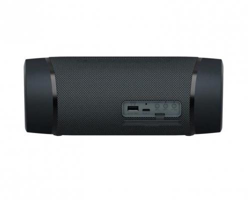 Sony SRS-XB33 schwarz -hinten