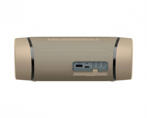 Sony SRS-XB33 taupe -hinten