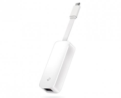 TP-Link UE300C USB-C auf Gigabit Konverter