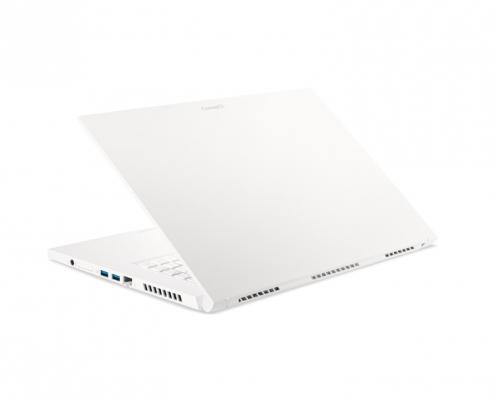 Acer ConceptD 3 CN315-72G -seitlich hinten