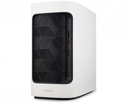 Acer ConceptD 300 CT300-51A -seitlich rechts