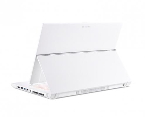 Acer ConceptD 7 Ezel CC715-71-73AW -seitlich hinten