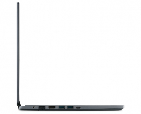 Acer TravelMate Spin P4 TMP414RN -Seite links