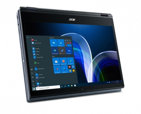 Acer TravelMate Spin P4 TMP414RN -Tablet Modus