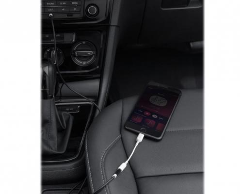 Anker Lightning auf Audio Adapter -Anwendungsbeispiel 2