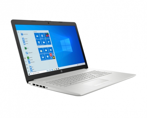 HP 17-by3000 Laptop Series -seitlich links