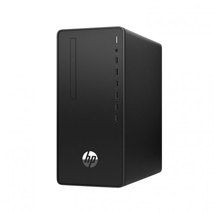 HP 295 G6 Micro Tower -seitlich rechts